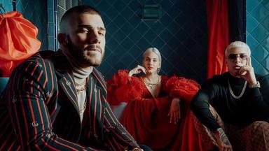 """El rapero puertorriqueño Noriel presenta """"Mala Influencia"""" junto con Manuel Turizo"""
