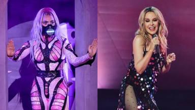 El motivo de los mensajes entre Lady Gaga y Kylie Minogue que ha vuelto locos a los fans