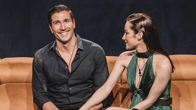 Gianmarco y Adara revelan su primer momento juntos tras El tiempo del descuento