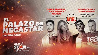 'Solo' de Omar Montes, Ana Mena y Maffio se consolida como 'El Palazo de MegaStar y cumple su primera semana