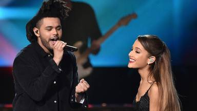 "Ya está aquí el remix de ""Save Your Tears"" en el que The Weeknd fabrica su propia Ariana Grande"
