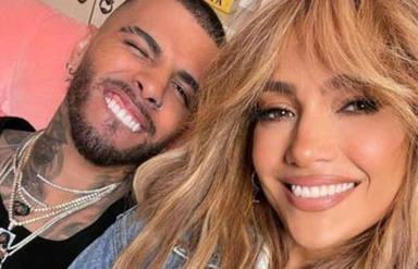 Jennifer Lopez y Rauw Alejandro fusionan sus voces para el estreno del temazo 'Cambia El Paso'