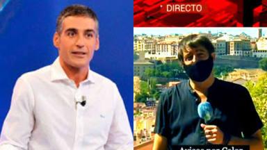 El dardo envenenado del hombre del tiempo de TVE al reportero que se hizo viral por el calor