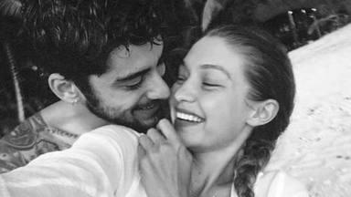 Las hermanas de Gigi Hadid y Zayn Malik desvelan por error el sexo del bebé que espera la pareja