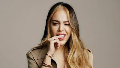 """Danna Paola estrena """"Me, Myself"""" junto a Mika, su tema más íntimo y maduro"""