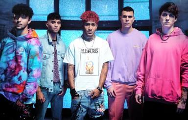 CNCO anuncia el lanzamiento de su tercer álbum rindiéndole homenaje a éxitos del pasado