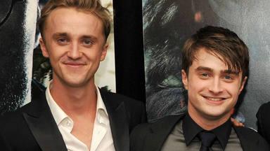 El motivo por el que Draco Malfoy planea un reencuentro con sus compañeros de reparto