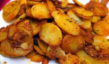 El gran error que cometes al hacer patatas fritas y que dificulta que queden muy crujientes