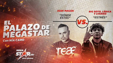 Increíble giro en El Palazo de MegaStar: Juan Magán se hace con el trono y le toca enfrentarse a otra batalla