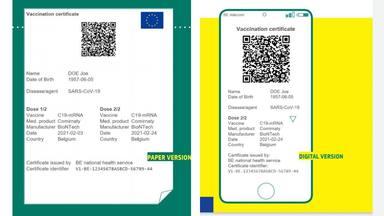 Todo lo que debes saber sobre el pasaporte covid, con el que podrás viajar por Europa
