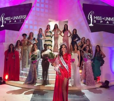 Así es Andrea Martínez, la nueva Miss Universo España 2020 que te va a sorprender
