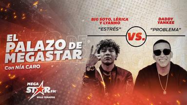 'Estrés' de Big Soto, Lérica y Lyanno se acercan a ser invencibles pero les toca enfrentarse a Daddy Yankee
