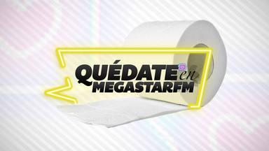 'Quédate en MegaStarFM': La vuelta a la normalidad es despertarse una mañana sin papel higiénico