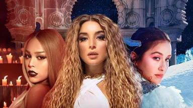 Lola Índigo, Danna Paola y Denise Rosenthal nos hacen 'Santería' y nos dejan maravillados con su nuevo single