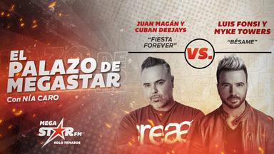 ¡Imparables! Juan Magán y Cuban Deejays inauguran el verano con 'Fiesta Forever' como El Palazo de MegaStar