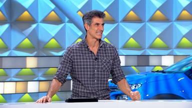 El gran enfado de Jorge Fernández por la estrategia de un concursante en 'La Ruleta de la Suerte'