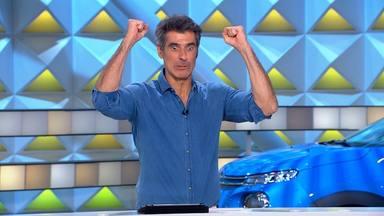 El grito de Jorge Fernández en 'La ruleta de la suerte' que ha dejado con la boca abierta al público