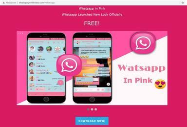 WhatsApp Pink: la versión no oficial de WhatsApp con la que debes tener mucho cuidado