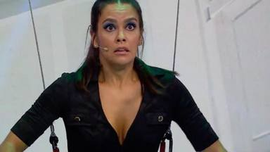 El 'mal trago' de Cristina Pedroche en su regreso a 'El Hormiguero' después de las campanadas