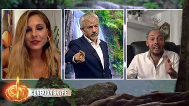 La respuesta más dura de Carlos Sobera a José Antonio Avilés que ha sido aplaudida por todo el mundo