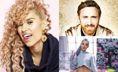 RAYE desliza estar trabajando junto a David Guetta y Hailee Steinfeld