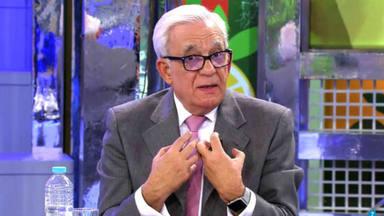 Las contundentes palabras del doctor Sánchez Martos en 'Sálvame' tras contagiarse de coronavirus