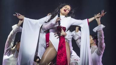 Rosalía entra 'con altura' en el olimpo de la música después de su concierto en Madrid
