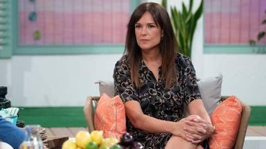 """Mónica López entra en pánico tras una gran metedura de pata en directo: """"Me he metido en un jardín..."""""""