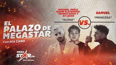 'Aloha' de Maluma se vuelve invencible y busca consolidarse como El Palazo de MegaStar