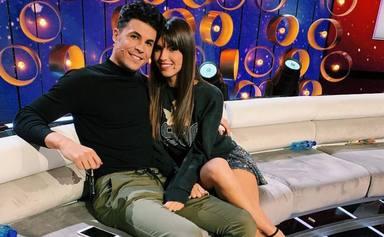 Kiko Jiménez y Sofía Suescun en Telecinco