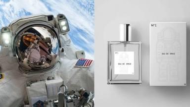 LA NASA SACA PERFUME DEL ESPACIO