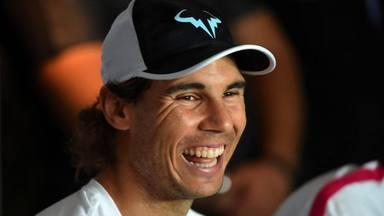 """La viral respuesta de Rafael Nadal a una periodista tras su nuevo récord: """"Muy viejo"""""""