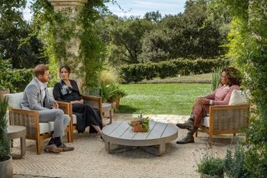 Los secretos de Megan Markle y el príncipe Harry salen a la luz en la entrevista con Oprah