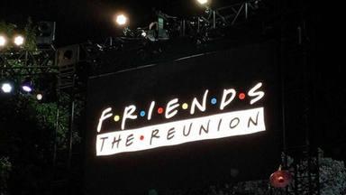 El reencuentro de Friends ya está grabado y no te puedes perder la primera imagen