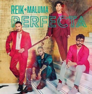 """""""Perfecta"""" es el nuevo single de Reik junto con Maluma"""