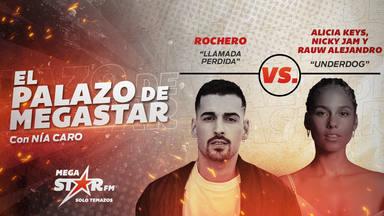 ¡Es imparable! Rochero vuelve a batir a su rival pero le toca enfrentarse a un 'dream team' internacional