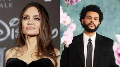 Crecen los rumores: Angelina Jolie y The Weeknd protagonizan su segundo encuentro secreto