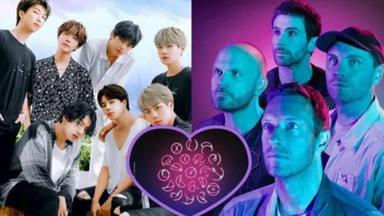 Ya está aquí 'My Universe', el nuevo temazo para el que han unido sus voces las famosas bandas BTS y Coldplay