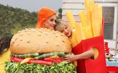 Katy Perry y Taylor Swift ponen punto y final a una guerra de siete años