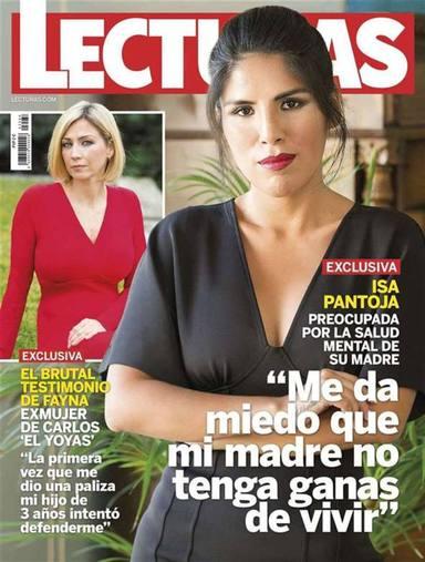 La crítica más feroz de Isa Pantoja a un miembro de su familia: Te consume... Necesita un psicólogo