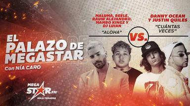 Maluma y su 'dream team' arrancan la semana diciendo 'Aloha' como El Palazo de MegaStar