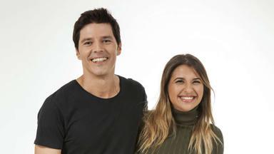 'Mateo y Andrea' se despide de MegaStarFM después de seis años de éxitos y muchos temazos