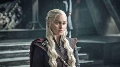 Descubre la escena de 'Juego de Tronos' que Emilia Clarke se atrevió a improvisar entera en un episodio