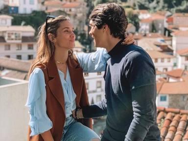María Pombo y Pablo Castellano se ponen románticos con estos mensajes en Instagram