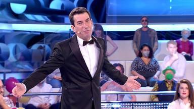 Arturo Valls, obligado a parar el programa tras la irresponsabilidad de un concursante