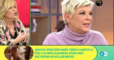 Alejandra Rubio recibe una seria advertencia de Jorge Javier Vázquez que podría poner en juego su futuro