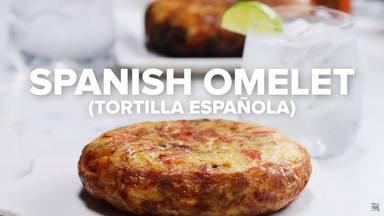 """Gran indignación en las redes por la receta estadounidense de tortilla de patata: """"¿Gominolas?"""""""