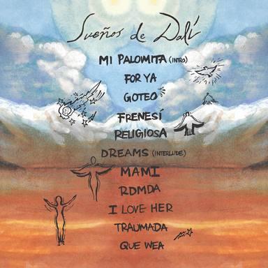 Desde chile la artista presenta Frenesí single incluido en su primer álbum Sueños De Dalí