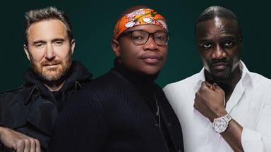 """Tras el éxito de """"Jerusalema"""", Master KG regresa con """"Shine Your Light"""" junto a David Guetta y Akon"""