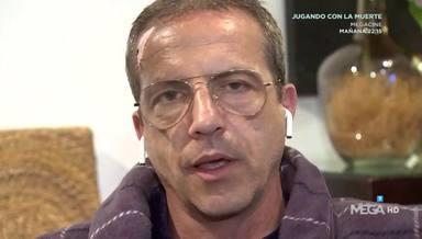 Cristóbal Soria explica su accidente en 'El Chiringuito'